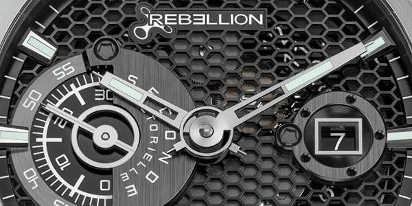 Rebellion - Predator 3 Hands