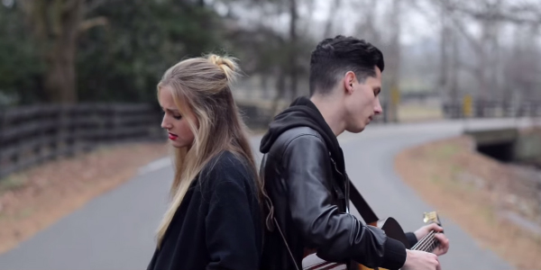 Louisa Wendorff and Devin Dawson - Blank Space / Style (Mash-Up)